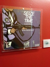 Seize The Time (1969, vinyl) Black Power and Jazz Poetry classic by pianist, singer/songwriter and Black Panther Party leader Elaine Brown.