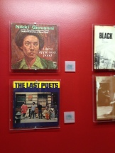 Nikki Giovanni and The Last Poets