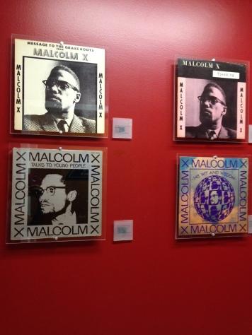 Malcolm X recordings