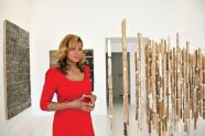 Michelle Joan Papillion, Gallerist/Owner Papillion Art | Photo by Drew Barillas