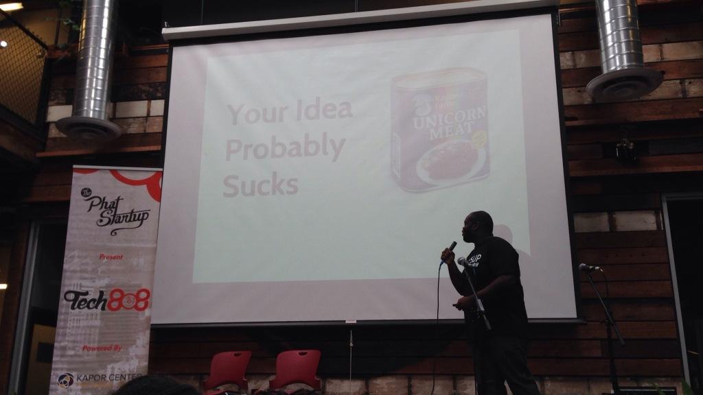 Anthony Frasier (Co-Founder, The Phat Start Up)
