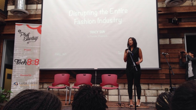 Keynote Speaker Tracy Sun (Co-Founder and VP of Merchandising at Poshmark)