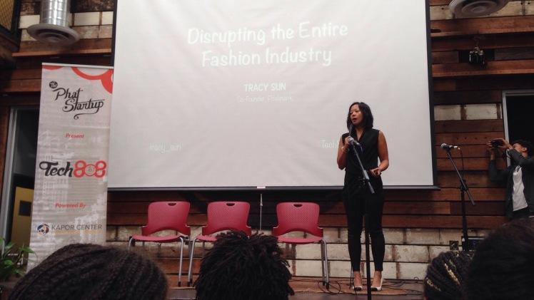 Keynote Speaker Tracy Sun (Co-Founder and VP of Merchandising at Poshmark)