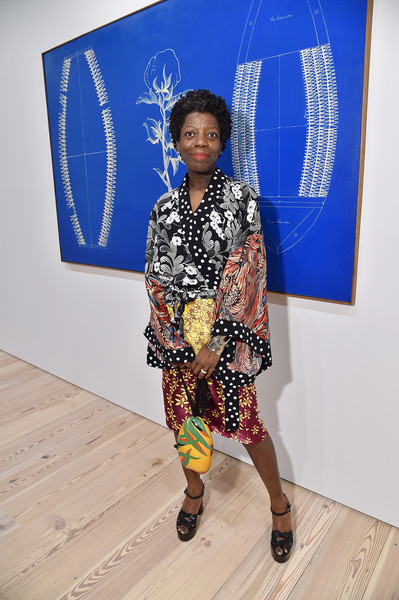 Thelma Golden, Chief Curator and Director of The Studio Museum in Harlem Photo Source: Mike Coppola/Getty Images North America